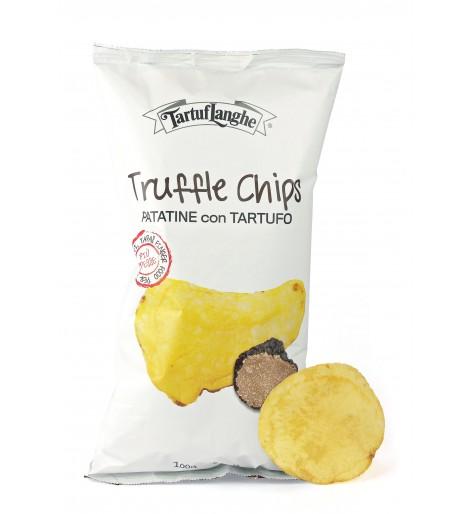 Patatas fritas con trufa negra 100 gr - Sin gluten