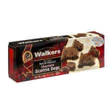Shortbread Scottie dogs de chocolate 110 gr