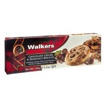 Biscuits con chips de chocolate y avellanas 150 gr