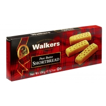 Shortbread Fingers 150 gr