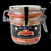Cangrejo real ruso 100% patas 310 gr