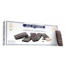 Biscuits  de Almendra recubierto de Chocolate 100 gr.