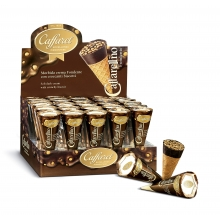 Caffarellino de chocolate negro 24 conos