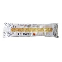 Lingue con aceite extra virgen 200 gr.