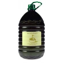 Aceite de oliva Virgen Extra Molí de Dalt  2016 - 5 lt