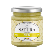 Salsa Curry 160 gr