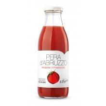 Salsa de tomate de variedad pera d'Abruzzo 500 gr