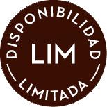 Lim Dispnibilidad Limitada